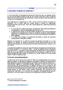 LETONIA EL SISTEMA DE PENSIONES SE CONSOLIDA 10