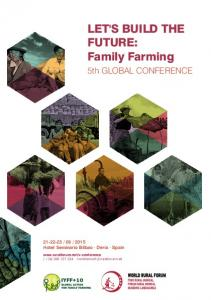 LET'S BUILD THE FUTURE: Family Farming