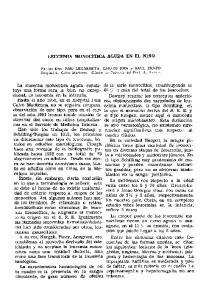 LEUCEMIA MONOCIT1CA AGUDA EN EL NISO