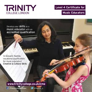 Level 4 Certificate for Music Educators