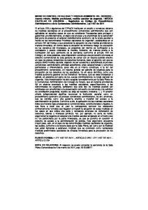 LEY 1437 DE ARTICULO 234