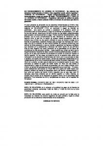 LEY 1468 DE ARTICULO 1 PARAGRAFO 1
