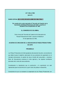 LEY 189 de 1995 (junio 6) DIARIO OFICIAL NO , DE 06 DE JUNIO DE PAG. 1