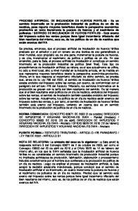 LEY 788 DE ARTICULO 31