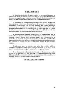 LEY DE AGUAS Y COSTAS