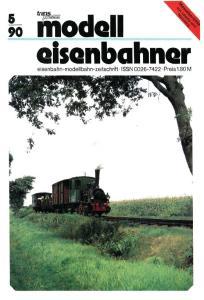 lftodall alsanbahnar eisenbahn-modellbahn-zeitschrift ISSN Preis 1.80 M