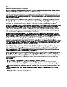 Libcom A short introduction to anarchist-communism