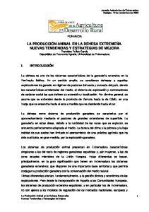 LIBRO BLANCO. Desarrollo Rural PONENCIA