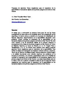 Lic. Denis Fitza-allan Alister Byam. San Vicente y Las Granadinas. Resumen