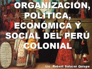 Lic. Robert Salazar Quispe
