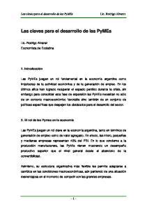Lic. Rodrigo Alvarez Economista de Ecolatina