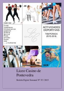 Liceo Casino de Pontevedra