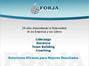 Liderazgo Gerencia Team Building Coaching Soluciones Eficaces para Mejores Resultados