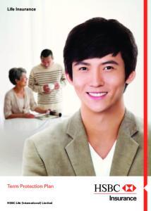 Life Insurance. HSBC Life (International) Limited