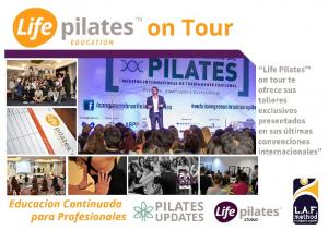 Life Pilates on Tour