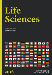 Life Sciences. Contributing editor Alexander Ehlers