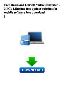 Liftetime free update websites for mobile software free download ]