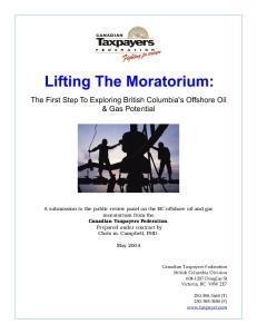 Lifting The Moratorium: