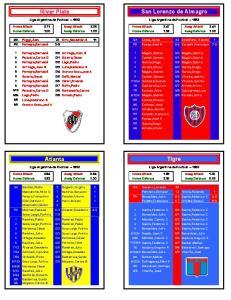Liga Argentina de Football 1932 Liga Argentina de Football 1932