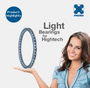 Light Bearings for Hightech