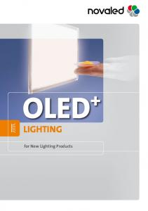LIGHTING. for New Lighting Products