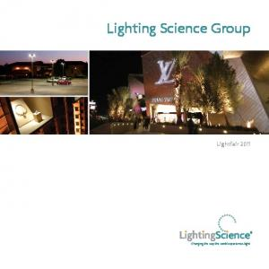 Lighting Science Group