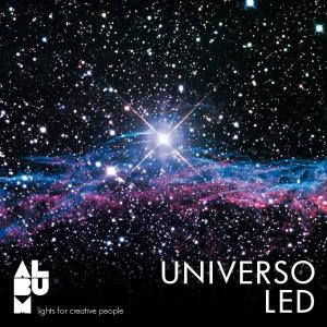 lights for creative people UNIVERSO LED