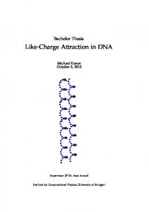 Like-Charge Attraction in DNA
