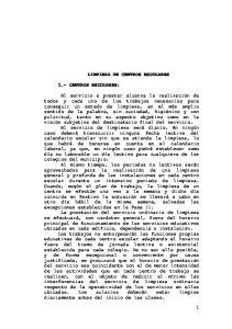 LIMPIEZA DE CENTROS ESCOLARES 1.- CENTROS ESCOLARES: