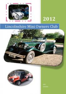 Lincolnshire Mini Owners Club