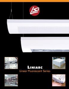 Liniarc Linear Fluorescent Series