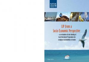 LIP from a Socio-Economic Perspective