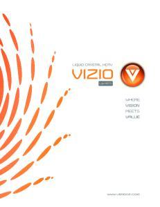 LIQUID CRYSTAL HDTV L32 HDTV