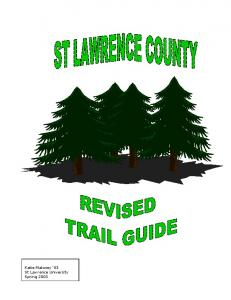 LIST OF TRAILS BY TYPE