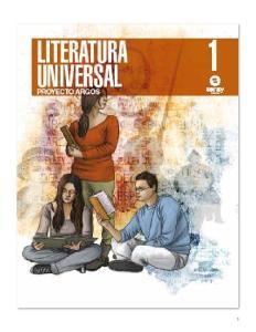 LITERATURA UNIVERSAL PROYECTO ARGOS