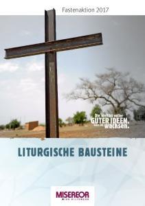 LITURGISCHE BAUSTEINE