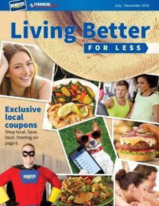 Living Better FOR LESS
