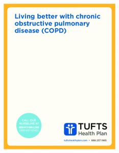 Living better with chronic obstructive pulmonary disease (COPD)
