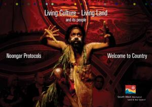 Living Culture - Living Land