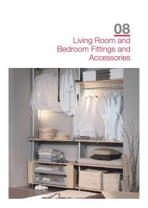 Living Room and Bedroom Fittings and Accessories