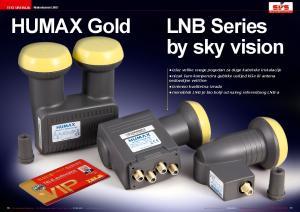 LNB Series by sky vision