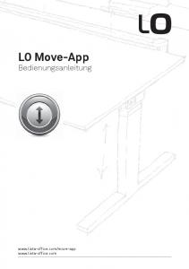 LO Move-App Bedienungsanleitung