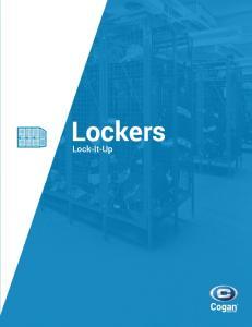 Locker. Applications. Th nk it. We can build it