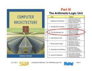 Logic Unit Slide 1