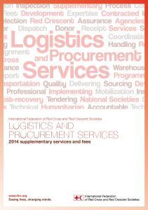 Logistics and Procurement Services