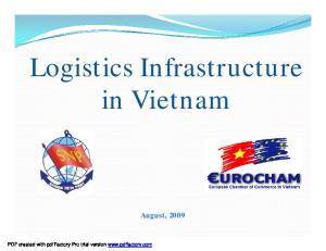Logistics Infrastructure in Vietnam
