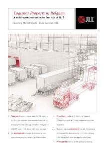 Logistics Property in Belgium