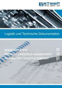 Logistik und Technische Dokumentation. Dokumentation