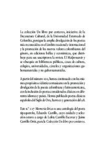 Lolita Carrillo Escovar Jaime Carrillo Ortiz