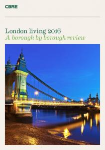 London living 2016 A borough by borough review